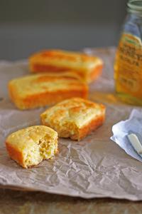 Creamed Corn Cornbread | It Bakes Me Happy