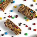 No-Bake Monster Granola Bars | It Bakes Me Happy