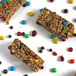 No-Bake Monster Granola Bars