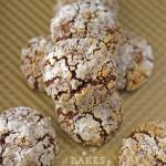 Chocolate Peanut Butter Crackles