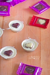 Double Chocolate Truffle Cups
