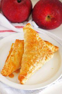 Easy Apple Cinnamon Turnovers