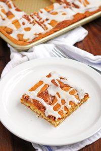 Brown Sugar Cinnamon Coffeecake #BrunchWeek