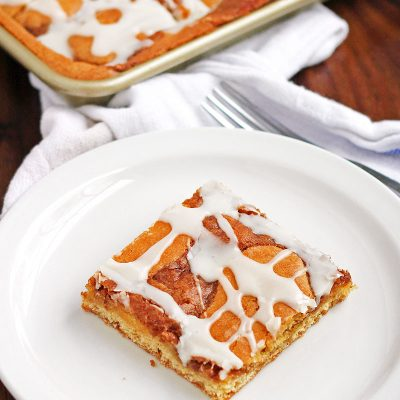 Brown Sugar Cinnamon Coffeecake #BrunchWeek